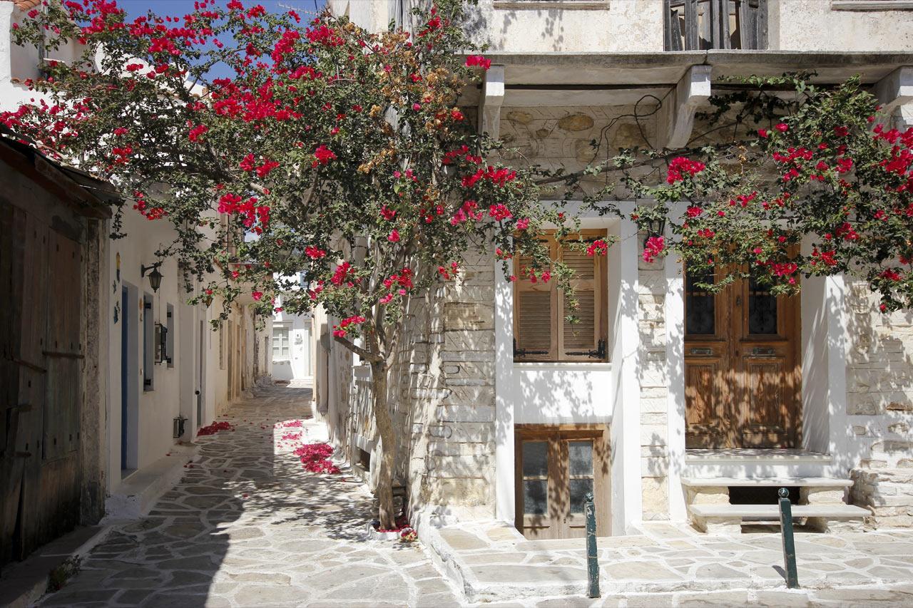 Halki Naxos Greece