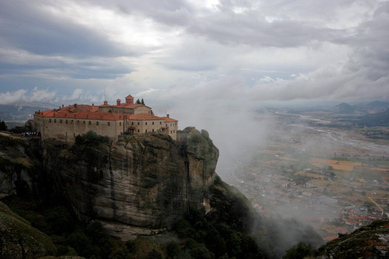 Saint Stephen's Holy Monastery Holy Meteora