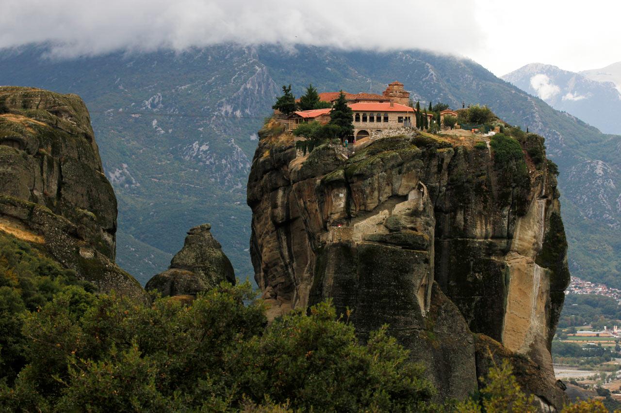 Agia Triada; Holy Trinity; Монастырь Святой Троицы
